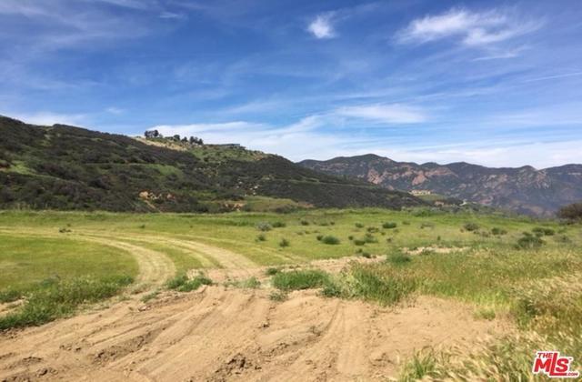0 Yellow Hill Road -  Malibu, CA 90265