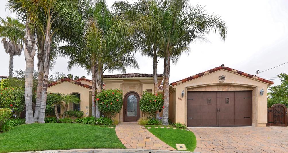 5859 Box Canyon Road -  La Jolla, CA 92037