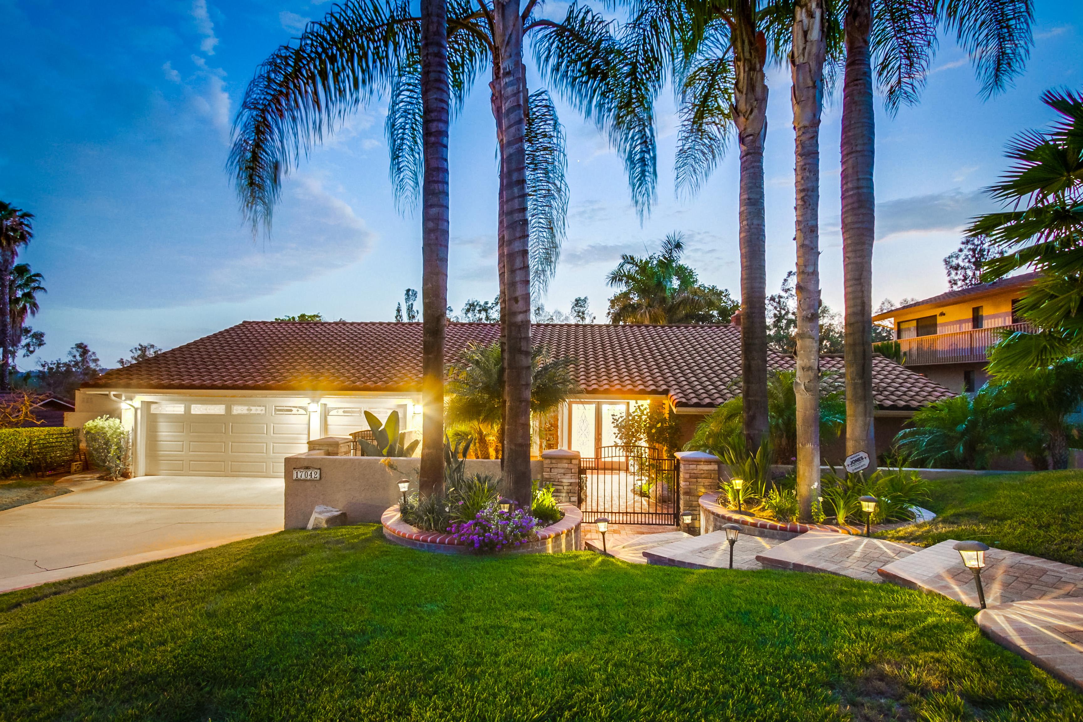 17402 Cloudcroft Drive -  San Diego, CA 92128