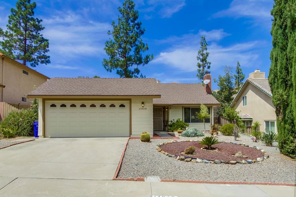 17828 Valladares Drive -  San Diego, CA 92127