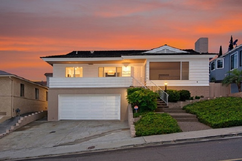 Sold 2018 Laura Represented Seller -  Point Loma, CA 92106
