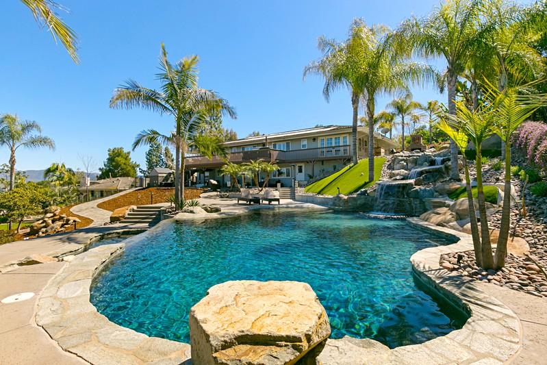 11134 Horizon Hills Drive -  El Cajon, CA 92020