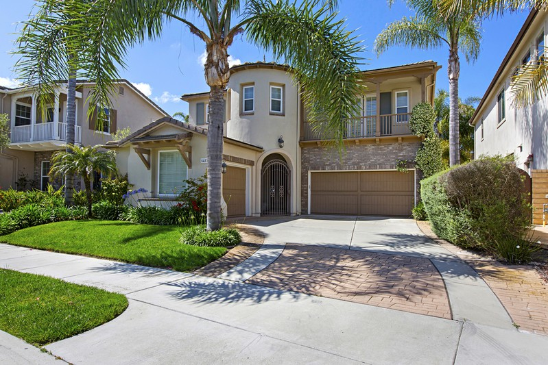 5483 Valerio Trl -  San Diego, CA 92130