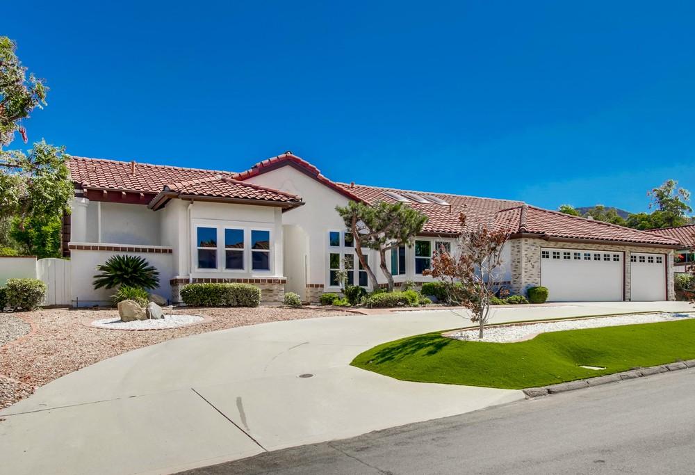 15941 Grey Stone Road -  Poway, CA 92064