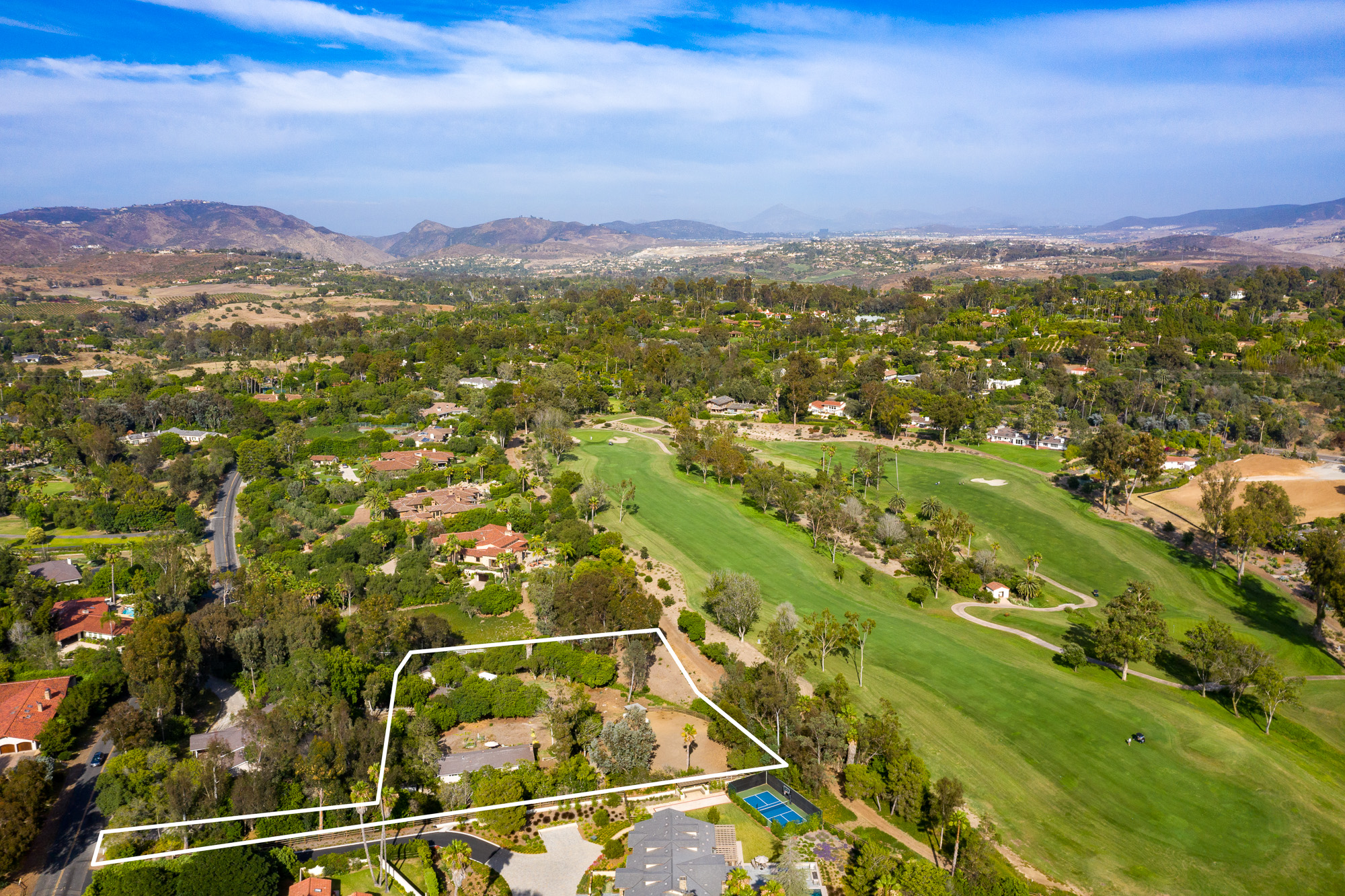 Sold 2020 Represented Buyer & Seller -  Rancho Santa Fe, CA 92067