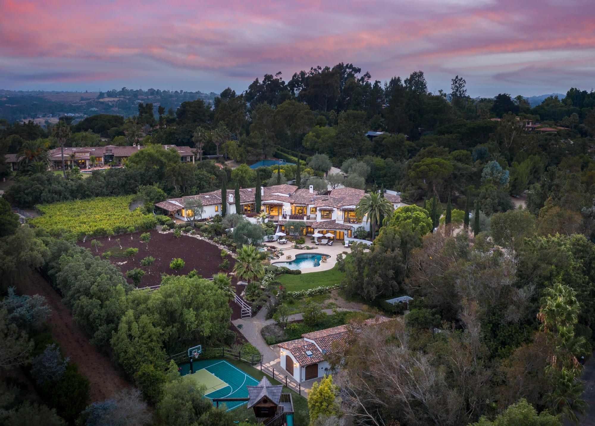 17431 Los Morros -  Rancho Santa Fe, CA 92067