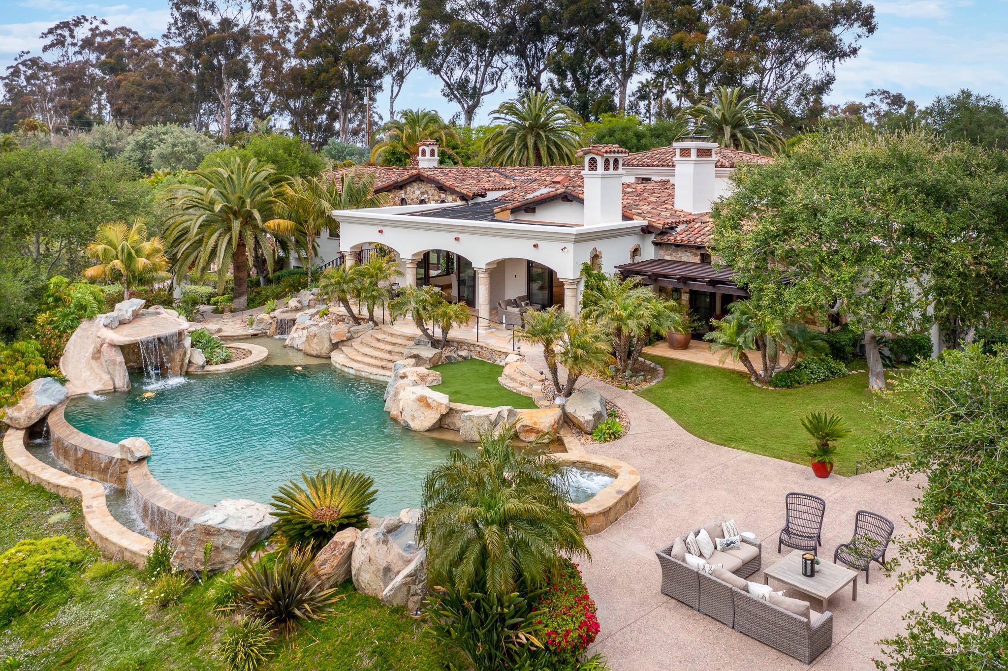 15440 Las Planideras -  Rancho Santa Fe, CA 92067