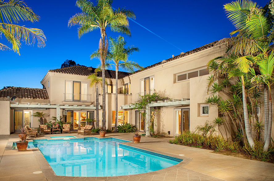 Sold 2013 -  Rancho Santa Fe Covenant, CA