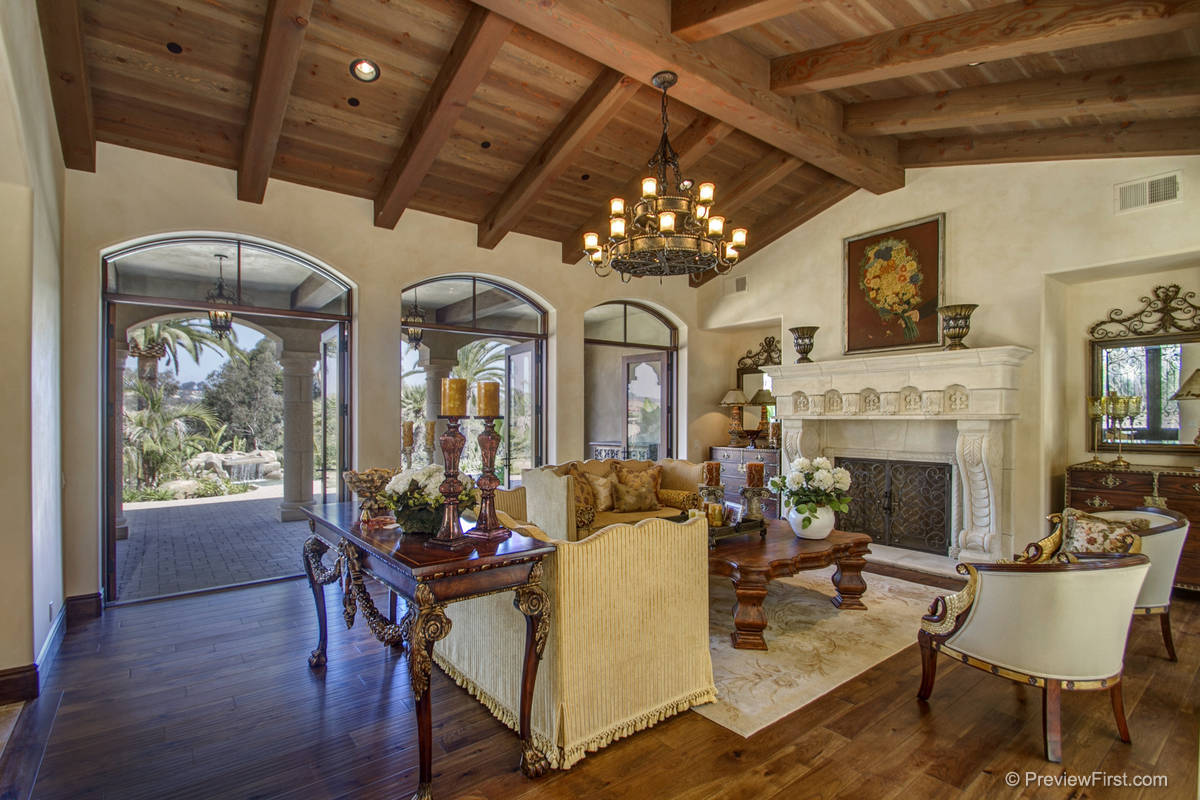 Sold 2013 -  Rancho Santa Fe Covenant, CA 92067