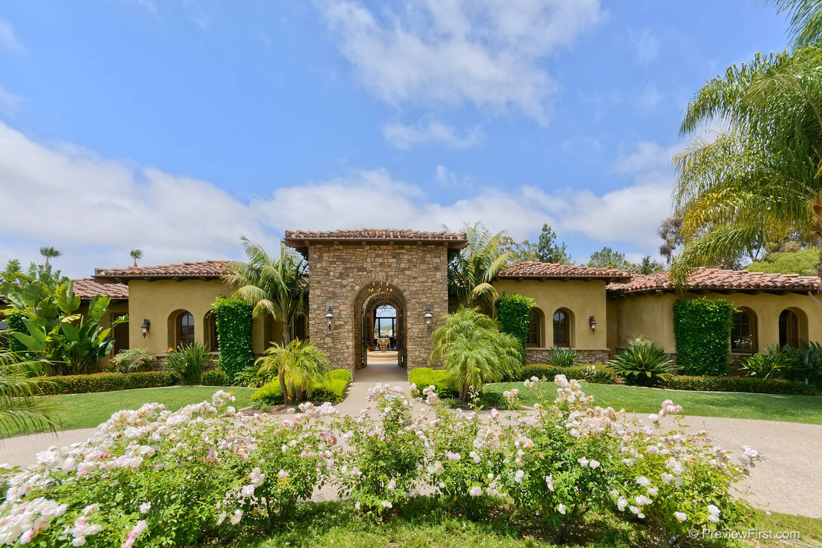 Sold 2014 Represented Seller -  Rancho Santa Fe, CA 92067