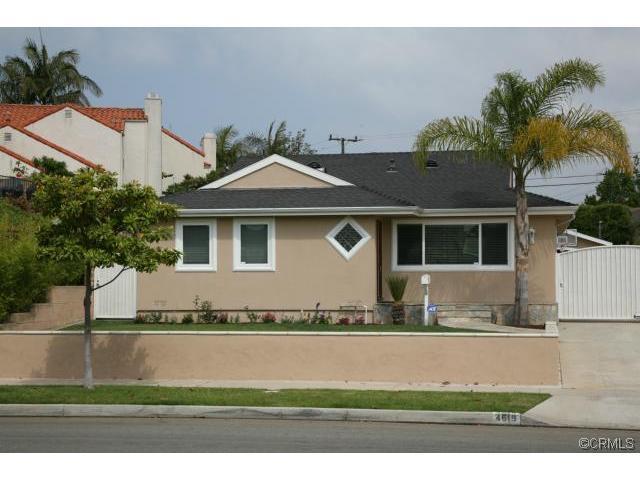 4619 Talisman Street -  Torrance, CA 90503