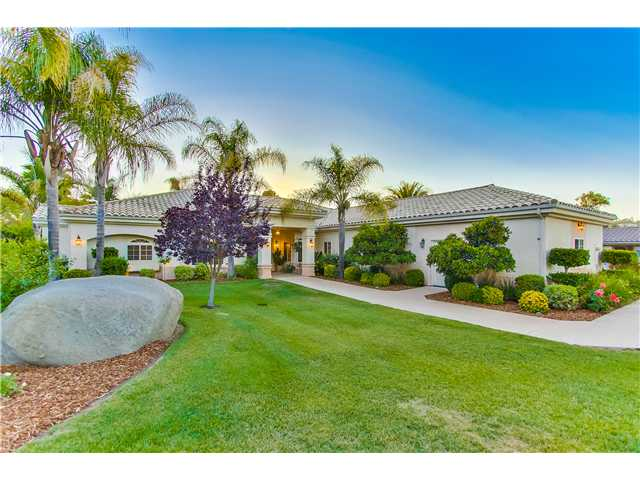 12960 Meadow Creek Ln -  Poway, CA 92064