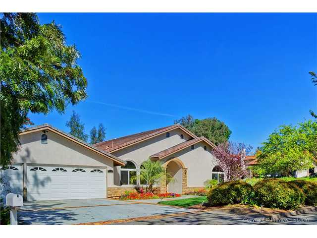 13126 Silver Saddle Ln -  Poway, CA 92064