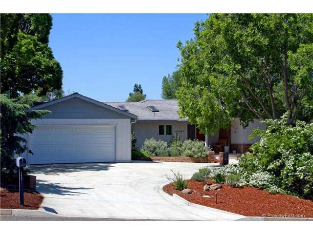 12927 Via Del Toro -  Poway, CA 92064