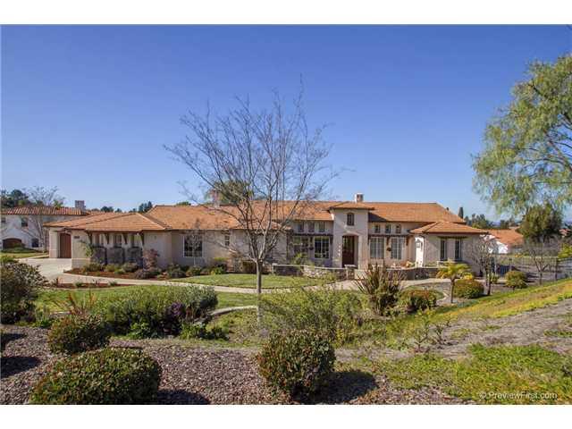 13670 Whitewood Canyon -  Poway, CA 92064