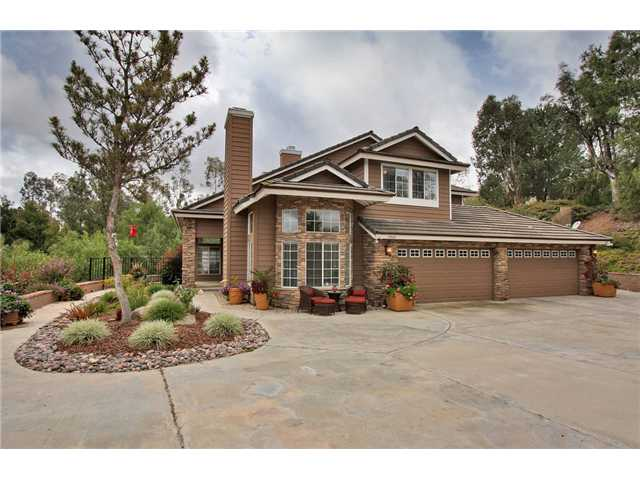 15460 Willow Ranch Trl -  Poway, CA 92064