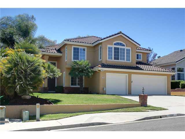 12361 Mesa Crest Rd -  Poway, CA 92064