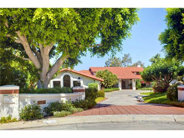 18745 Avenida Cordillera -  San Diego, CA 92128
