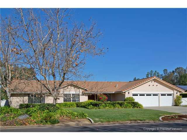 15673 Summer Sage Rd -  Poway, CA 92064