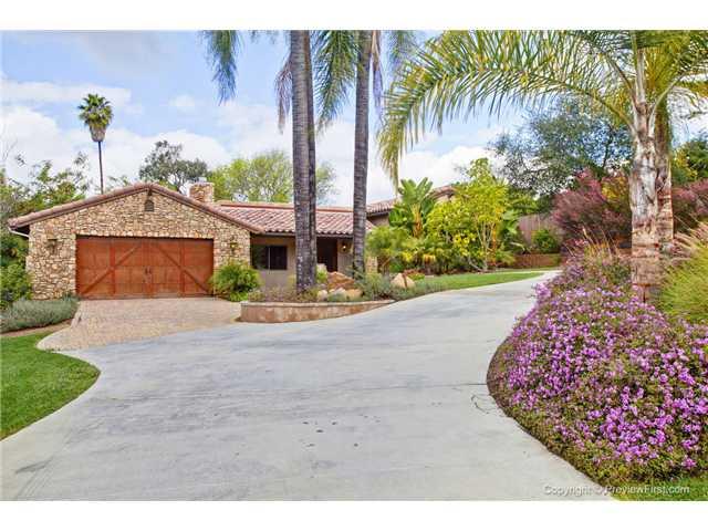 13410 Stone Canyon Rd -  Poway, CA 92064