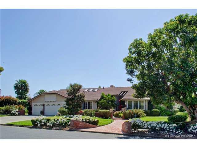 15828 Bent Tree Rd -  Poway, CA 92064