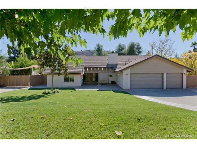 14337 Twin Peaks Rd -  Poway, CA 92064