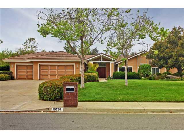 15774 Riparian Rd -  Poway, CA 92064