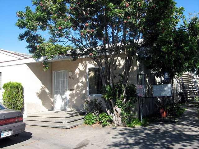 4583-4585 Altadena Ave -  San Diego, CA 92115