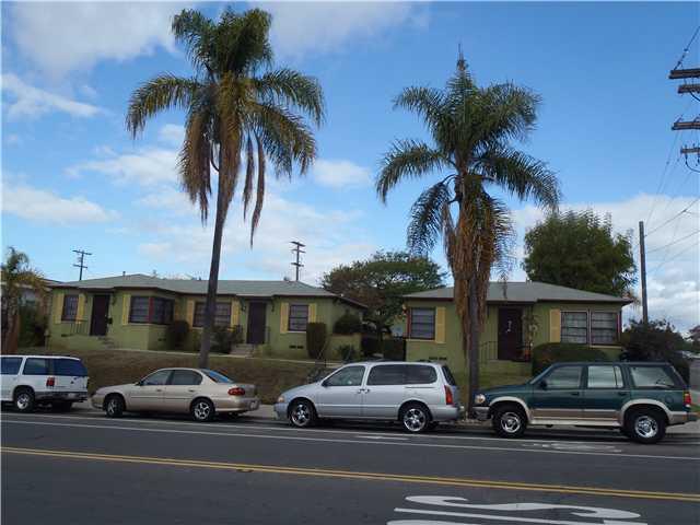 2982 B St -  San Diego, CA 92102