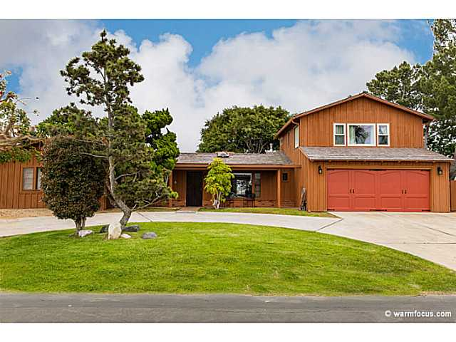 Sold 2013 Represented Buyer -  Solana Beach, CA 92075