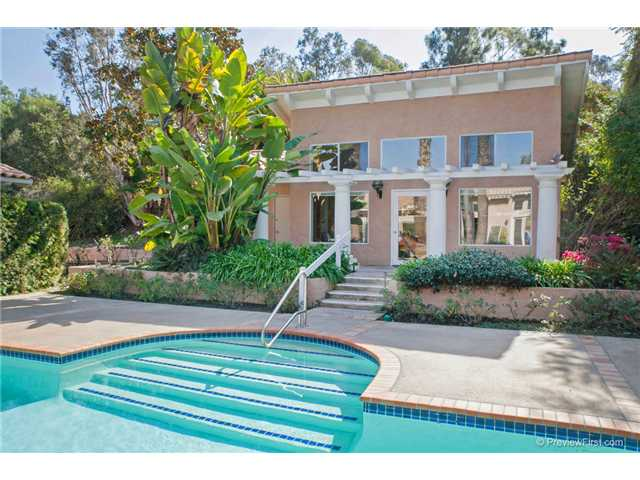 Sold 2014 Represented Seller -  Fairbanks Ranch, CA 92067