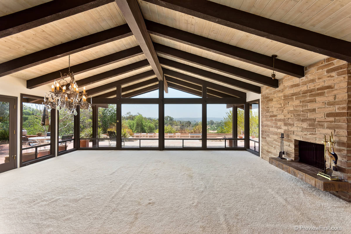 Sold 2015 Represented Seller -  Rancho Santa Fe Covenant, CA 92067