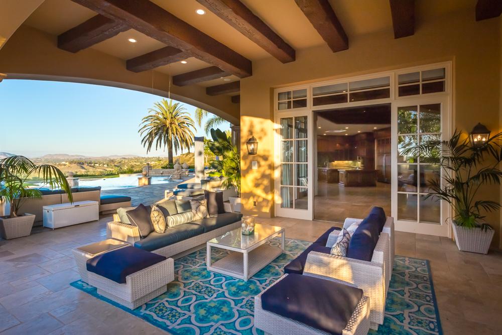 Sold 2015 Represented Buyer & Seller -  Rancho Pacifica, CA 92130