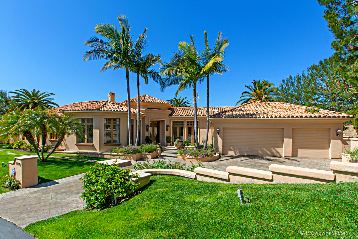 Sold 2016 Represented Seller -  Rancho Santa Fe, CA 92067