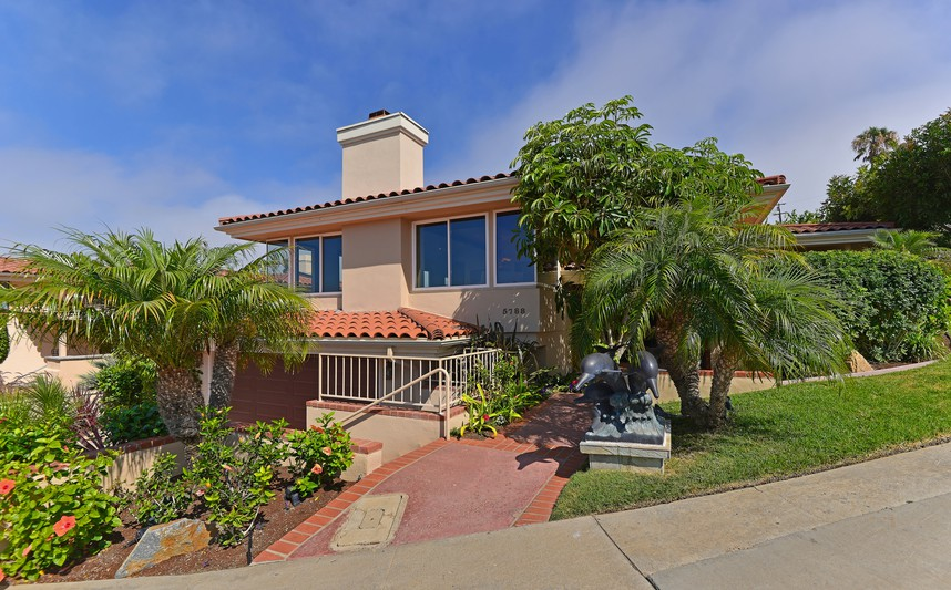 5788 La Jolla Corona Drive -  La Jolla, Ca 92037