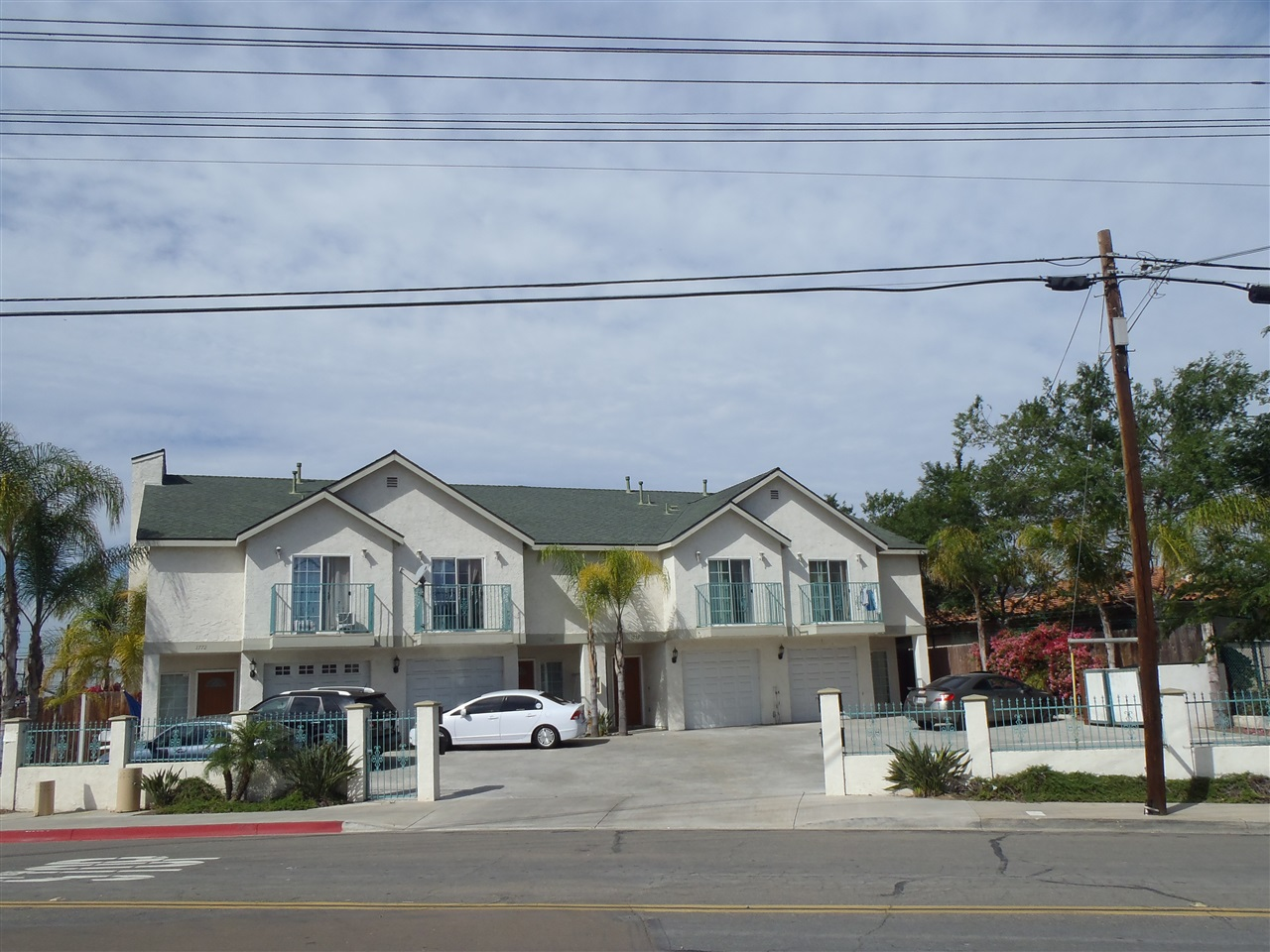 1742-1772 Lanoitan Ave. -  National City, CA 91950