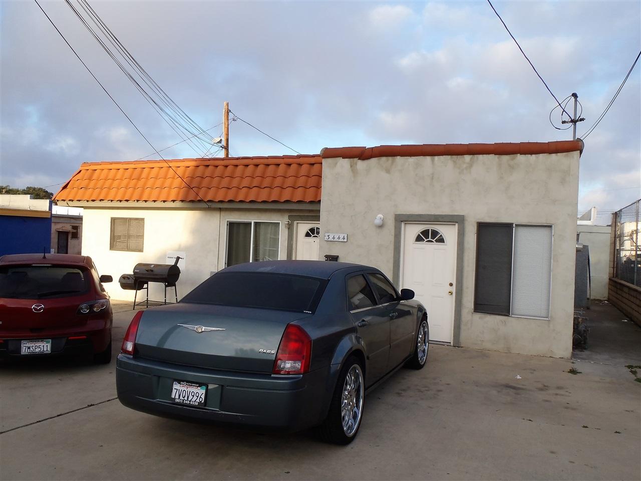 3442-44 Harris St. -  Lemon Grove, CA 91945