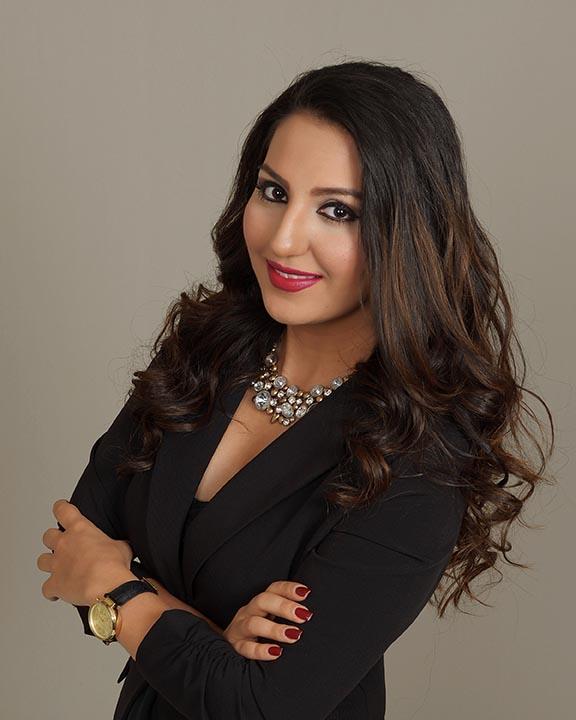 Sahar Hamed